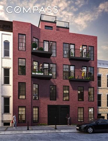 310 Menahan St, Brooklyn, NY 11237 (MLS #OLRS-0072244) :: The Napolitano Team at RE/MAX Edge