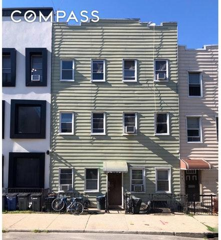 243 Devoe St, Brooklyn, NY 11211 (MLS #OLRS-0075174) :: RE/MAX Edge