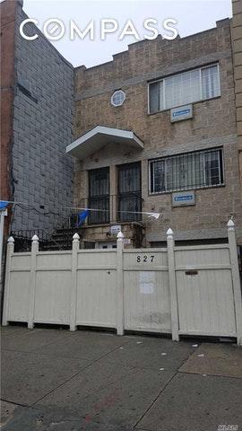 827 Gates Ave, Brooklyn, NY 11221 (MLS #OLRS-0075599) :: RE/MAX Edge