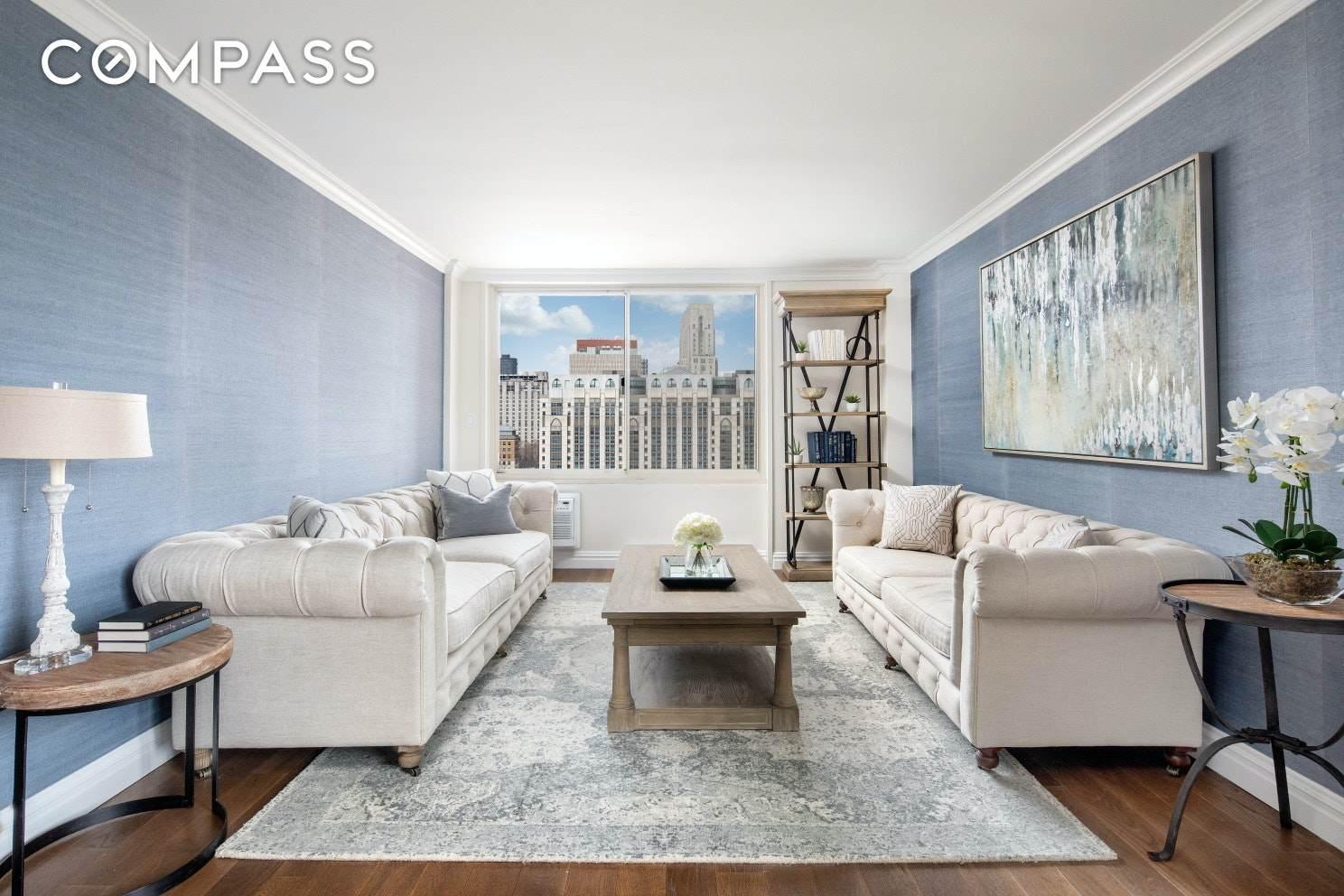555 Main St #1514, NEW YORK, NY 10044 (MLS #OLRS-1746516) :: RE/MAX Edge