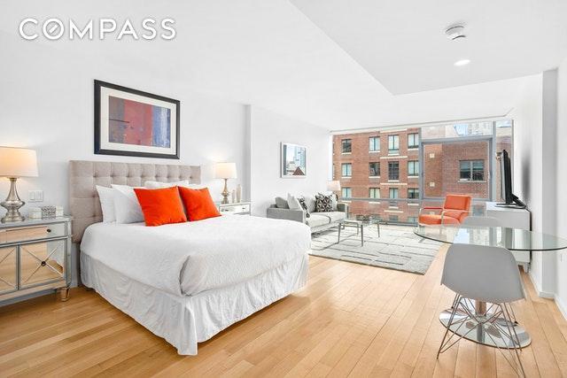 425 W 53rd St #606, NEW YORK, NY 10019 (MLS #OLRS-879281) :: RE/MAX Edge