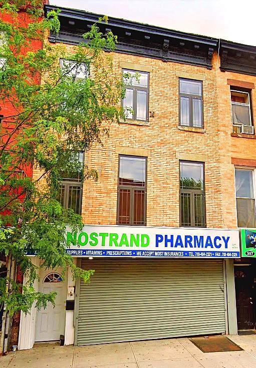 385 Nostrand Ave, Brooklyn, NY 11216 (MLS #RLMX-03823003238717) :: RE/MAX Edge