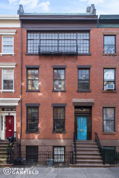 34 Perry St, New York City, NY 10014 (MLS #RPLU-538210685) :: The Napolitano Team at RE/MAX Edge