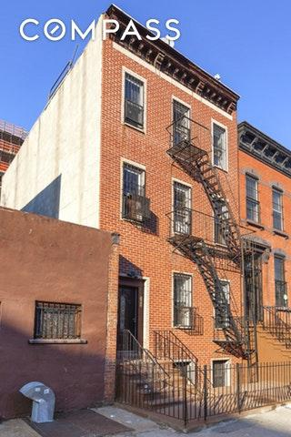 289 Herkimer St, Brooklyn, NY 11216 (MLS #OLRS-0053717) :: RE/MAX Edge