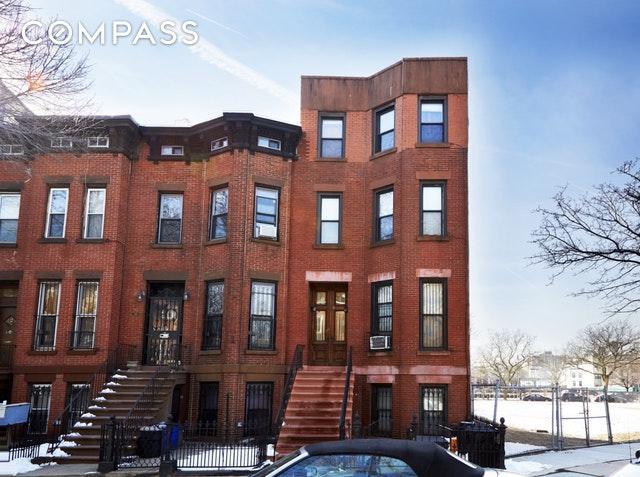 58 Bainbridge St, Brooklyn, NY 11233 (MLS #OLRS-0066999) :: RE/MAX Edge