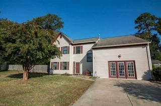 18 Ridge Lake Dr, Hampton, VA 23666 (#10111656) :: ERA Real Estate Professionals