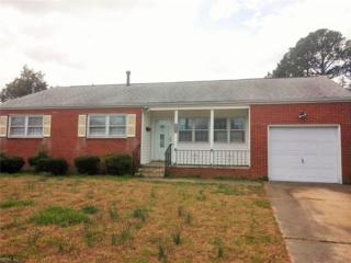 1113 Joyce Lee Cir, Hampton, VA 23666 (#10116942) :: ERA Real Estate Professionals