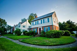 109 Chesterfield Rd, Hampton, VA 23661 (#10128100) :: Hayes Real Estate Team