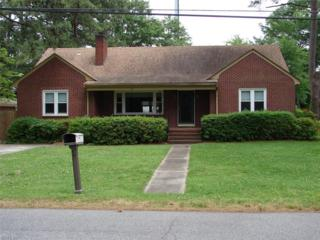 109 Mayflower Rd, Portsmouth, VA 23701 (#10128159) :: RE/MAX Central Realty