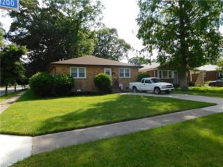 1245 Modoc Ave, Norfolk, VA 23503 (#10128161) :: Rocket Real Estate
