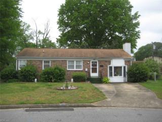 701 S Fallon Ct, Hampton, VA 23661 (#10128270) :: RE/MAX Central Realty