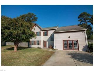 18 Ridge Lake Dr, Hampton, VA 23666 (#10128348) :: RE/MAX Central Realty