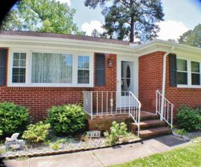 6163 Newark Ave, Norfolk, VA 23502 (#10130197) :: Berkshire Hathaway Home Services Towne Realty