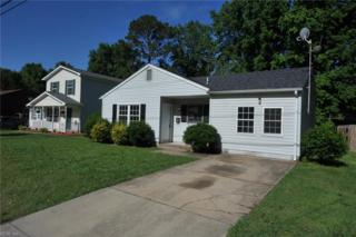 551 Greenbriar Ave, Hampton, VA 23661 (#10130230) :: Berkshire Hathaway Home Services Towne Realty