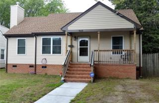 949 17TH ST, Newport News, VA 23607 (#10130301) :: Berkshire Hathaway Home Services Towne Realty