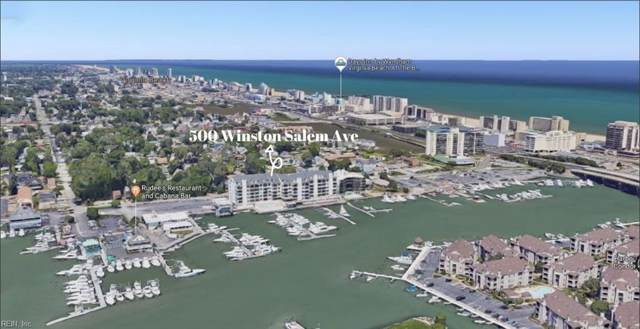 500 Winston Salem Ave #310, Virginia Beach, VA 23451 (#10257945) :: The Kris Weaver Real Estate Team