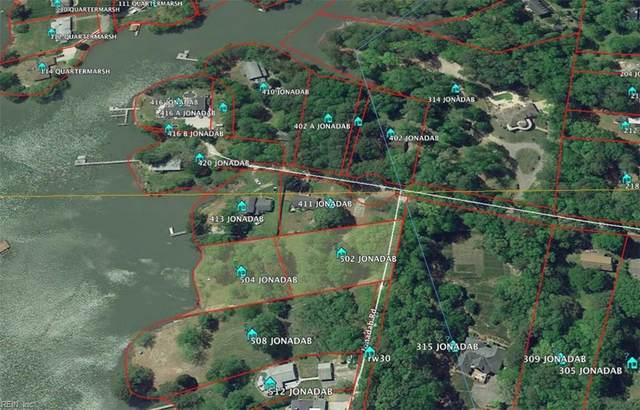 504 Jonadab Rd, York County, VA 23692 (MLS #10287116) :: Chantel Ray Real Estate
