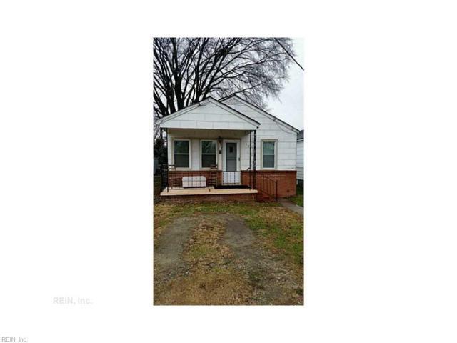 1907 Shell Rd, Hampton, VA 23661 (MLS #10113197) :: Chantel Ray Real Estate