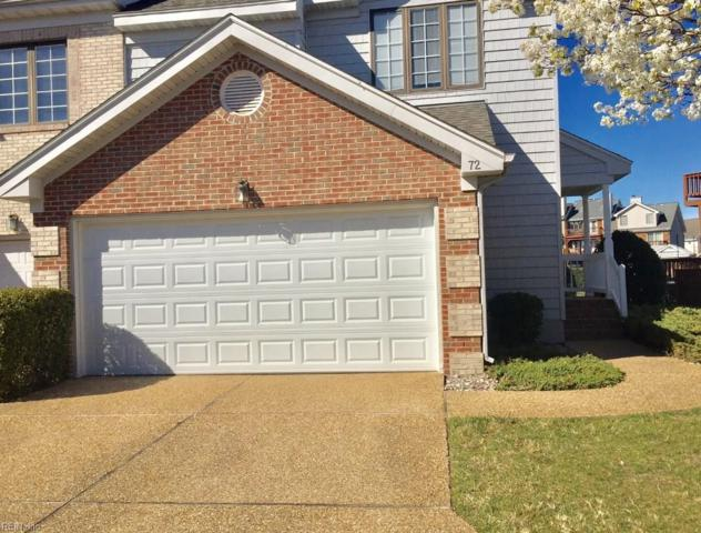 72 Mizzen Cir, Hampton, VA 23664 (MLS #10114257) :: Chantel Ray Real Estate