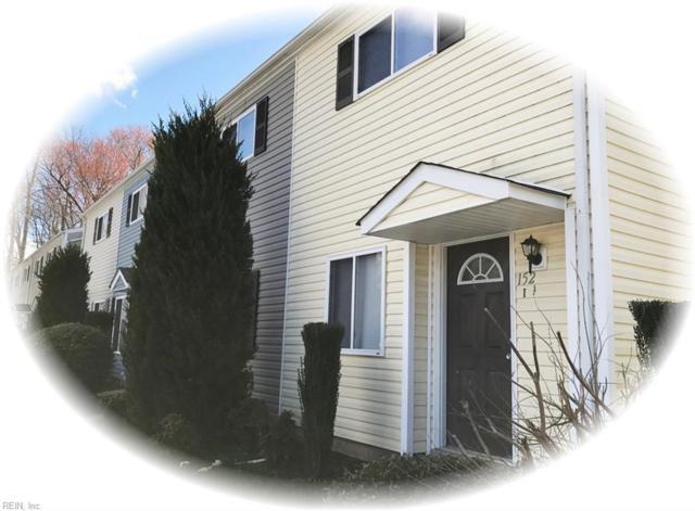 152 Jenness Ln I, Newport News, VA 23602 (#10116666) :: Green Tree Realty Hampton Roads