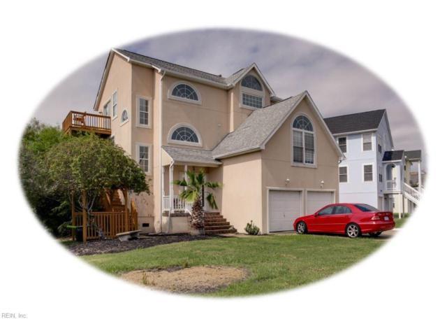124 State Park Dr, Hampton, VA 23664 (#10118152) :: Abbitt Realty Co.