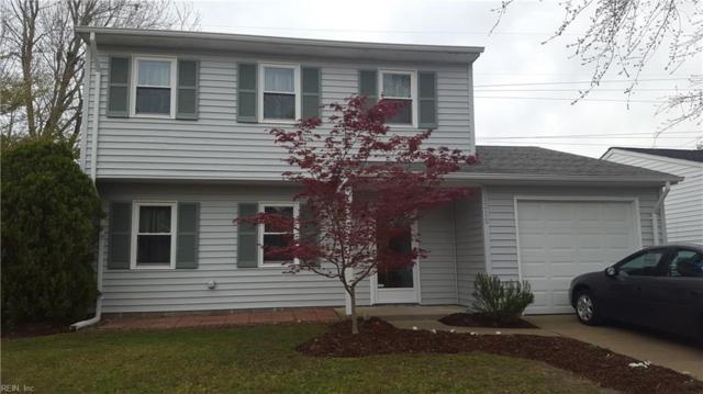 1215 Eaglewood Dr, Virginia Beach, VA 23454 (MLS #10119211) :: Chantel Ray Real Estate