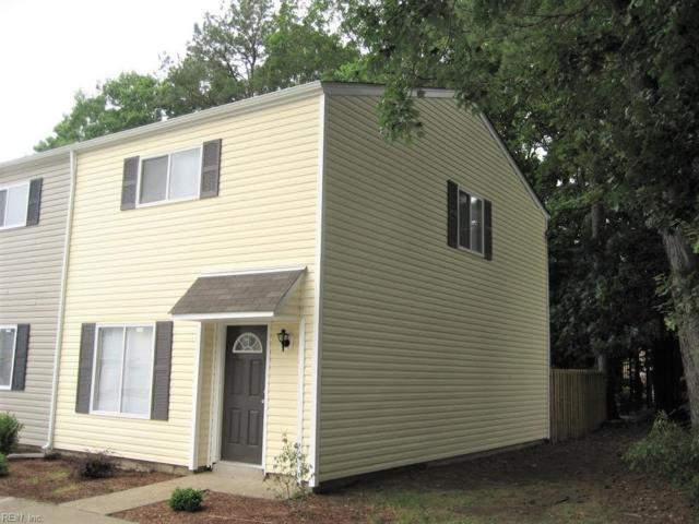 163 Delmar Ln I, Newport News, VA 23602 (#10124807) :: Green Tree Realty Hampton Roads