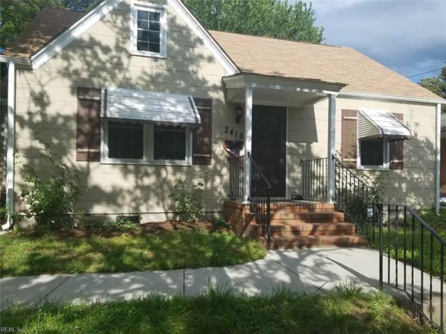 2418 Grandy Ave, Norfolk, VA 23509 (#10126020) :: Hayes Real Estate Team