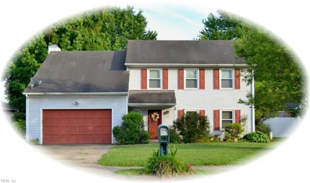 4 Olson Ct, Hampton, VA 23666 (#10133807) :: Abbitt Realty Co.