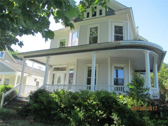135 Linden Ave, Hampton, VA 23669 (#10135207) :: RE/MAX Central Realty