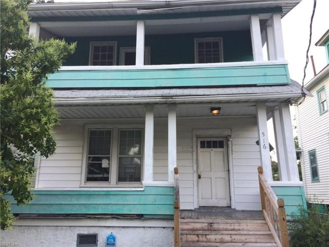 516 W 34TH ST, Norfolk, VA 23508 (#10135238) :: RE/MAX Central Realty