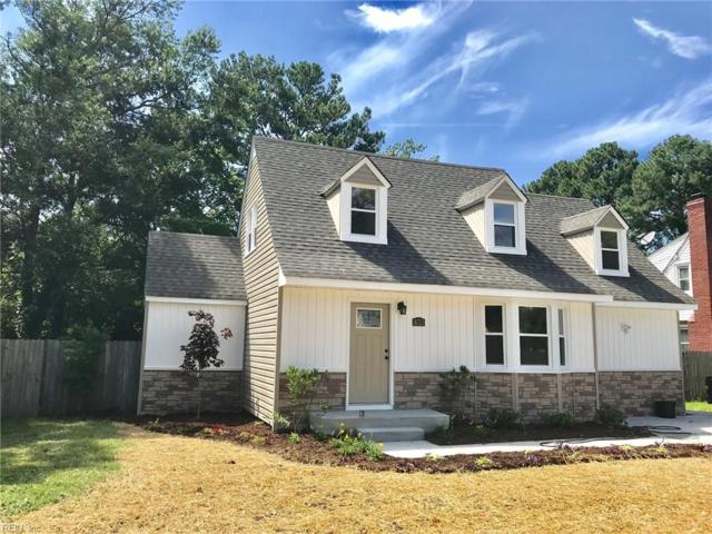 8713 Semmes Ave, Norfolk, VA 23503 (#10135317) :: RE/MAX Central Realty