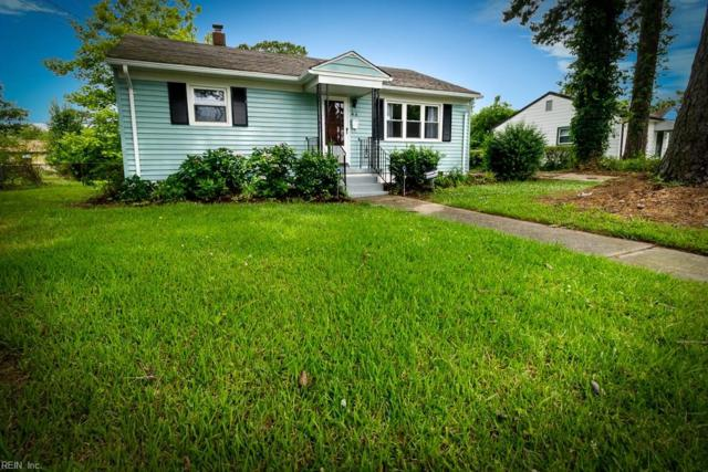 410 Eisenhower Cir, Portsmouth, VA 23701 (#10135407) :: RE/MAX Central Realty