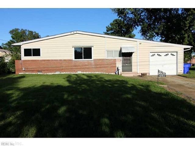 481 Pepper Mill Ln, Norfolk, VA 23502 (#10135465) :: RE/MAX Central Realty
