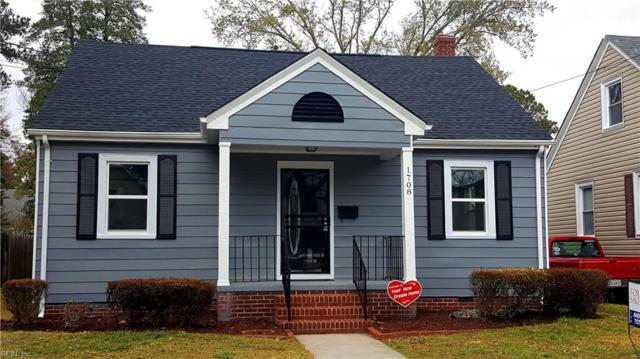 1708 Holladay St, Portsmouth, VA 23704 (#10135480) :: RE/MAX Central Realty