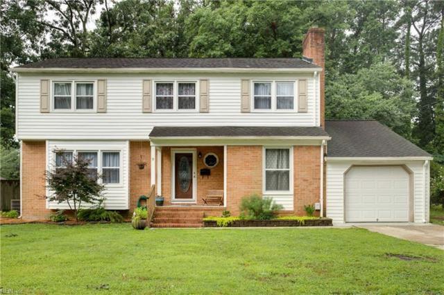 9 Argall Pl, Newport News, VA 23608 (#10135486) :: Abbitt Realty Co.