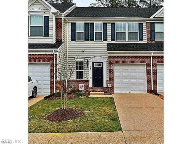 219 Lewis Burwell Pl, Williamsburg, VA 23185 (#10140645) :: Berkshire Hathaway Home Services Towne Realty