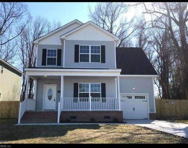 3605 South Street St, Portsmouth, VA 23707 (#10141210) :: Berkshire Hathaway Home Services Towne Realty