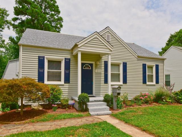 1208 Evelyn St, Norfolk, VA 23518 (#10141283) :: Hayes Real Estate Team