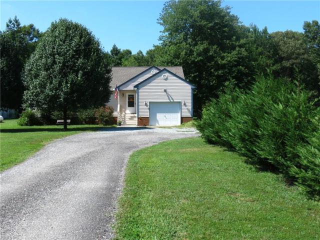 3553 Buckley Hall Rd, Mathews County, VA 23035 (#10144165) :: Abbitt Realty Co.