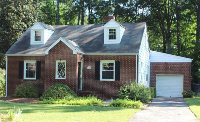 1112 Country Club Rd, Newport News, VA 23606 (#10144419) :: Abbitt Realty Co.