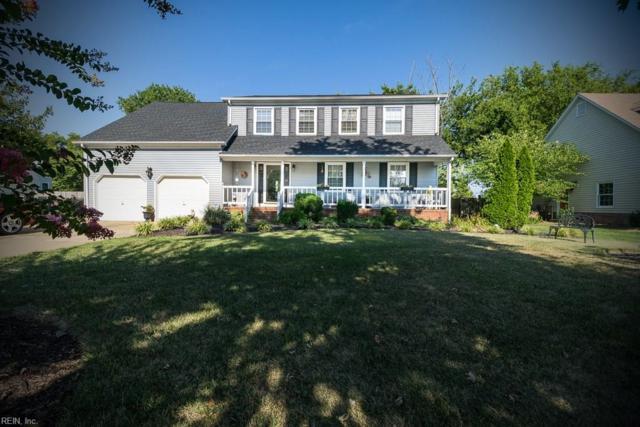 417 Joseph Topping Dr, Poquoson, VA 23662 (#10145165) :: Green Tree Realty Hampton Roads