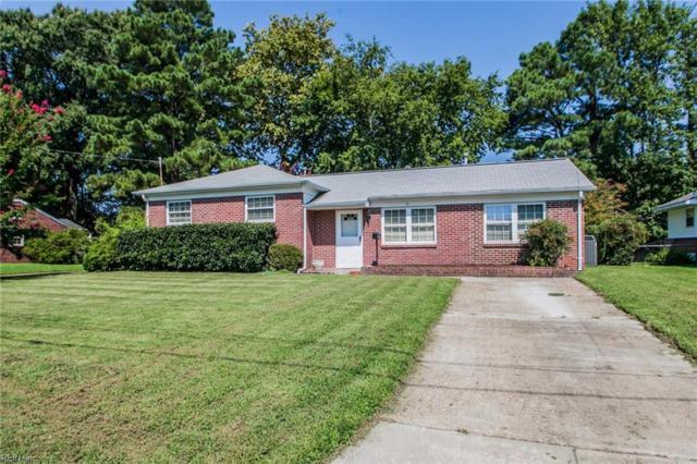 41 Longwood Dr, Hampton, VA 23669 (#10145329) :: Green Tree Realty Hampton Roads
