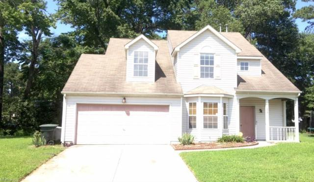 34 Keeton Ct, Hampton, VA 23666 (#10145656) :: Abbitt Realty Co.