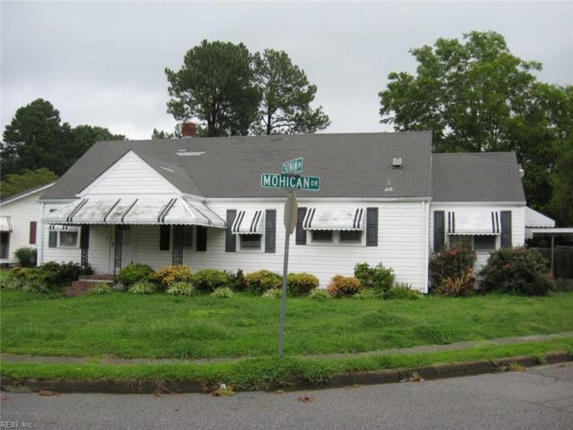 23 Chowan Dr, Portsmouth, VA 23701 (#10145919) :: Green Tree Realty Hampton Roads
