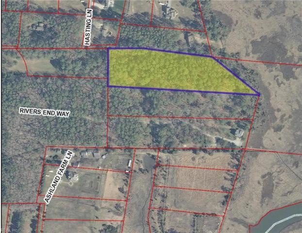 0 Brickhouse Rd, Poquoson, VA 23662 (#10145947) :: Green Tree Realty Hampton Roads