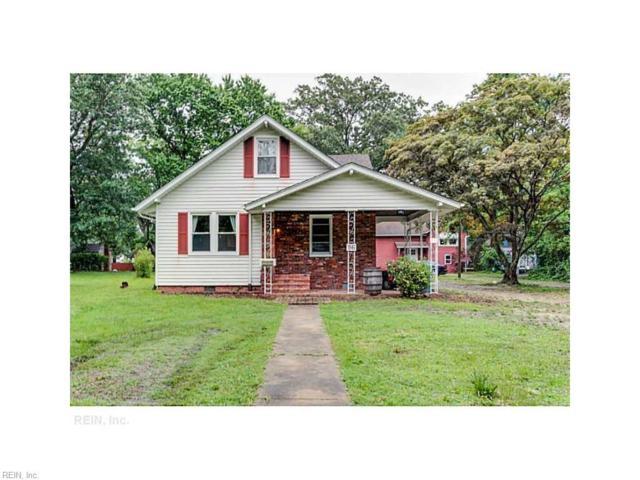 96 Hampton Roads Ave, Hampton, VA 23661 (#10146125) :: Green Tree Realty Hampton Roads