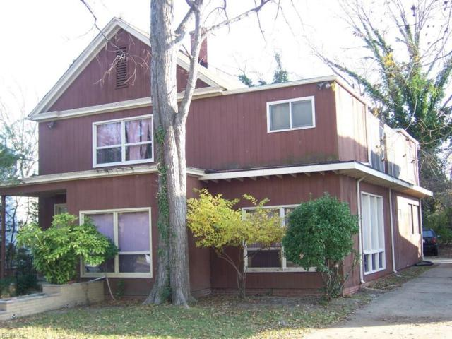 98 College Pl, Hampton, VA 23669 (#10146149) :: Green Tree Realty Hampton Roads