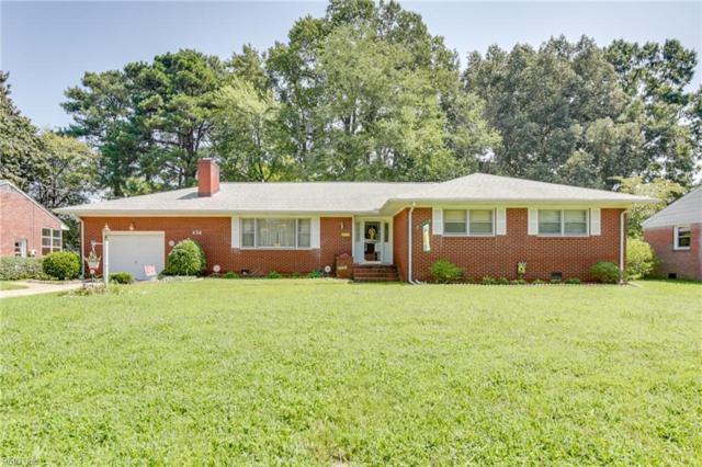 428 Martha Lee Dr, Hampton, VA 23666 (#10146199) :: Green Tree Realty Hampton Roads