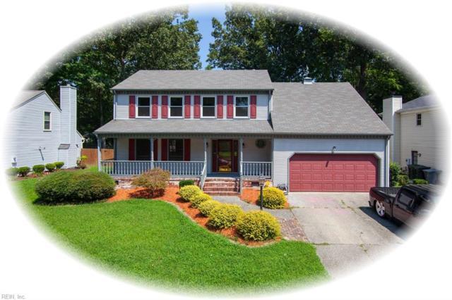 124 Dunn Cir, Hampton, VA 23666 (#10146218) :: Resh Realty Group